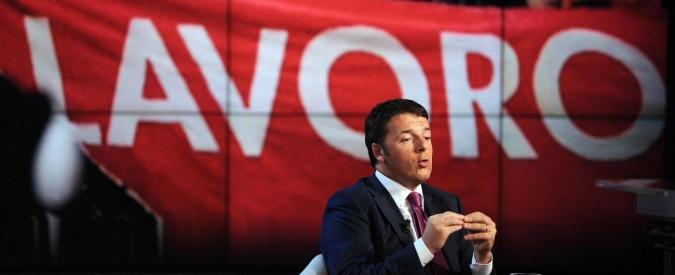 """Lavoro, continua il balletto delle cifre. E Renzi """"raddoppia"""" i posti creati"""