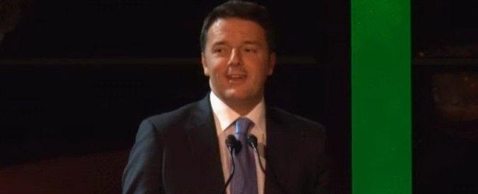 """Patto Nazareno, Renzi: """"Italicum? Se qualcuno si ferma, noi andiamo avanti"""""""