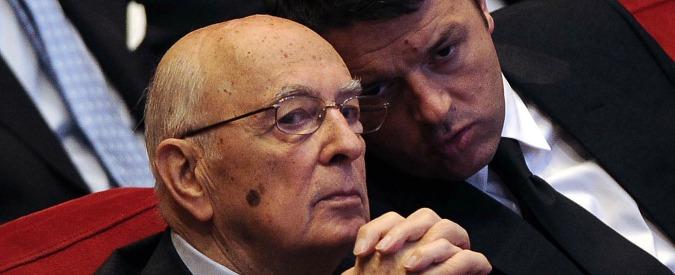 Dimissioni Napolitano, Renzi in pressione: riforme a rischio se lascia in anticipo