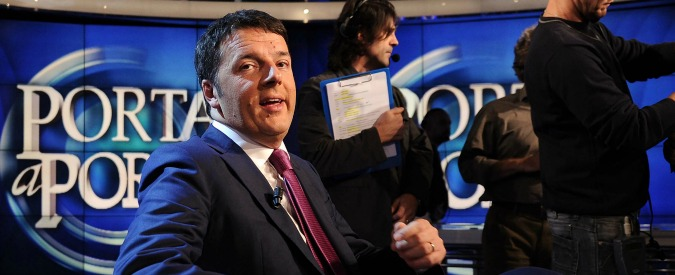 """Legge elettorale, Renzi: """"Il problema non è Berlusconi, ma i Brunetta e i Fitto"""""""