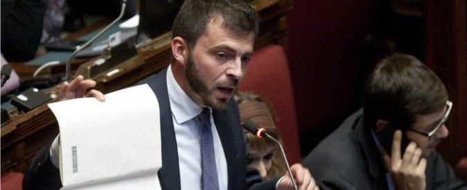 """Grillo vs Rizzetto: """"M5s non va in tv"""". Lui: """"Non chiedo permesso ai tuoi cortigiani"""""""