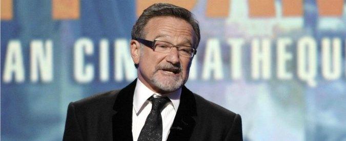 """Robin Williams morto, autopsia: """"Né alcol né droga prima di morire"""""""