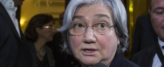 """Rosy Bindi: """"Se Pd non unisce come l'Ulivo, è necessaria forza politica nuova"""""""