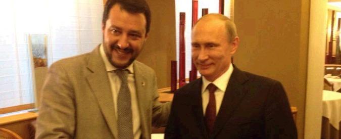 """Lega, crescono i rapporti con il Cremlino. Salvini: """"Se arrivassero soldi li accetterei"""""""
