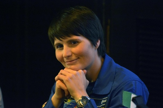 Conferenza stampa, Missione Futura dell'astronauta Samantha Cristoforetti