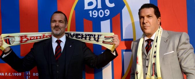 Bologna calcio, Tacopina non presenta la fidejussione. Nuovi veleni con Guaraldi