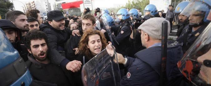 Scontri Roma Tre, Draghi contestato dagli studenti: un manifestante ferito alla testa