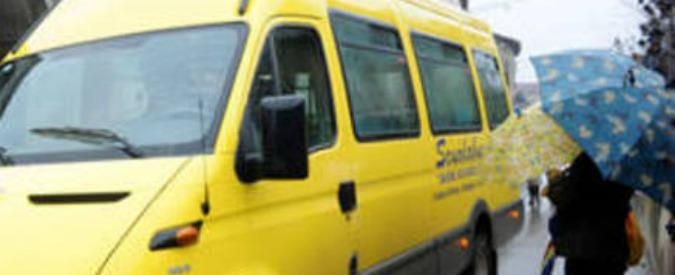 Spending review, Comune con uno scuolabus in meno e alunni arrivano tardi