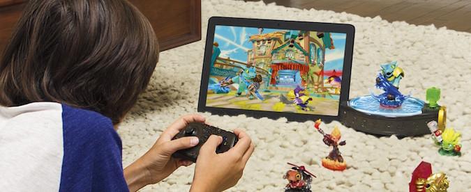 Skylanders, esordio su tablet per il franchise milionario di Activision