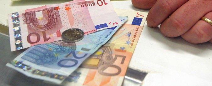"""Stipendi, Istat: """"Nel 2014 cresciuti dell'1,3%, l'incremento più basso da 33 anni"""""""