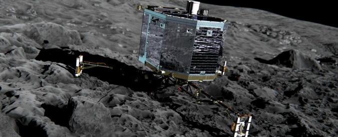 """Rosetta ridisegna origine della Terra: """"Acqua oceani non proviene da comete"""""""