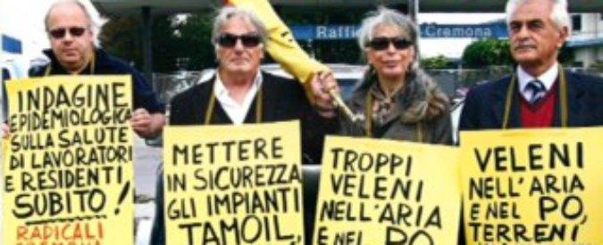 """""""Morire di petrolio"""": in un libro la vittoria dei cittadini contro la Tamoil a Cremona"""