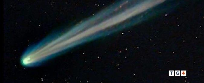 """Rosetta, Tg4: la cometa """"è solo un sasso. Gli scienziati? Quasi gli unici a eccitarsi"""""""