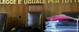 """Prescrizione, in Italia un milione e mezzo di processi """"bruciati"""" in dieci anni"""