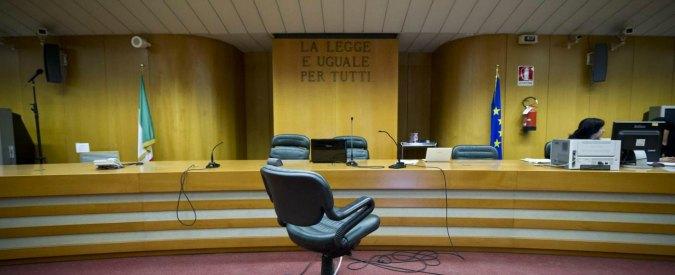 """Giustizia, procuratore di Bari: """"Assoluzioni eccellenti? Lo scandalo sono i tempi, il governo assuma personale"""""""