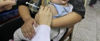 """Vaccini, Oms. """"Aumentando l'utilizzo si risparmierebbero 1,5 milioni di morti in tutto il mondo"""""""