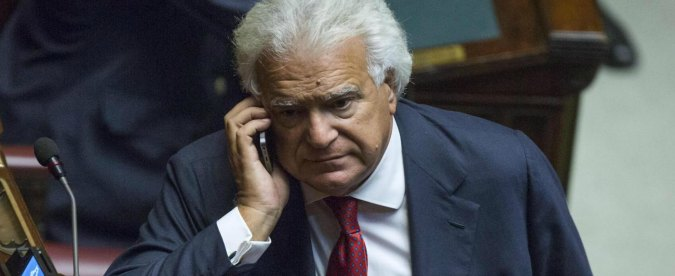 P3, Verdini a giudizio, l'uomo delle riforme accusato di corruzione
