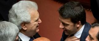 Senato, la maggioranza traballa: Verdini soccorre Renzi ma potrebbe non bastare
