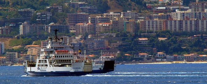 Precari, proteste al porto di Villa San Giovanni: imbarchi dei traghetti bloccati