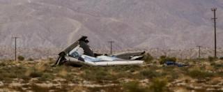 Virgin Galactic, l'ennesimo incidente che ritarda il via al turismo spaziale