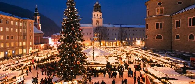 Museo del Natale di Salisburgo: un secolo di simboli e addobbi