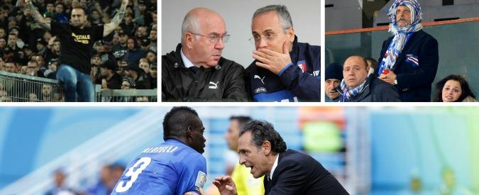 Mondiali, violenza e razzismo: il 2014 è l'anno nero del calcio made in Italy
