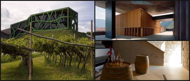 Architettura e vino: le cantine d'autore in mostra a Merano fino all'11 gennaio