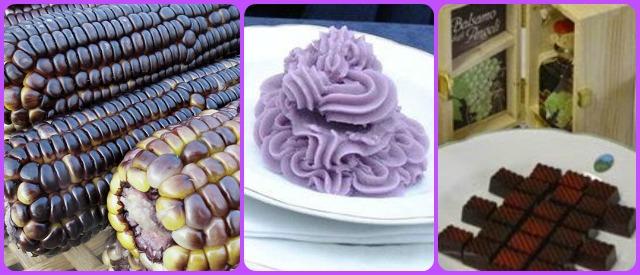 Natale colorato con i prodotti della terra: dal mais nero alle patate viola