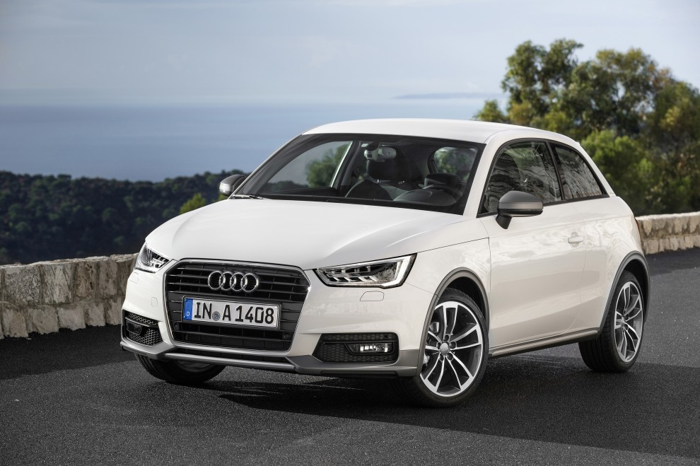 Audi A1 (restyling)