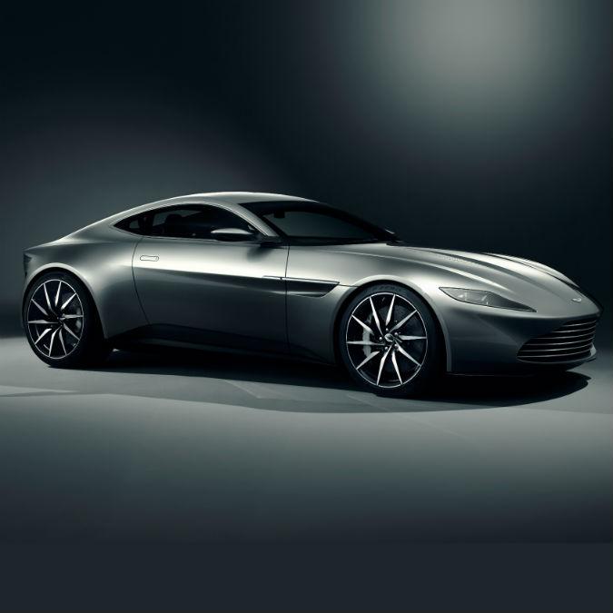 """Aston Martin DB10, ecco l'auto di James Bond per il prossimo """"Spectre"""""""