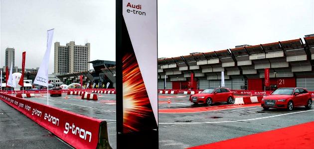 Audi Motor Show 2014