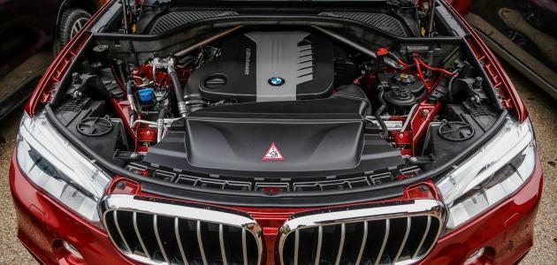 BMW X6 prova Fatto Q motore