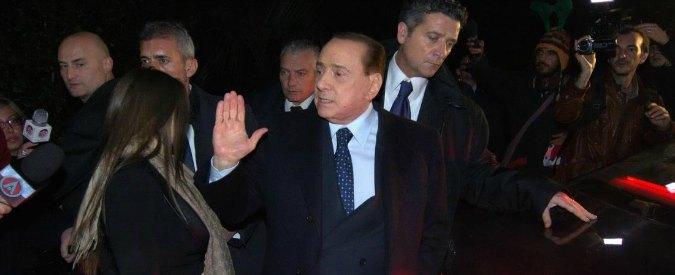 """Quirinale, Berlusconi: """"Non importa se il candidato per il Colle è del Pd"""""""