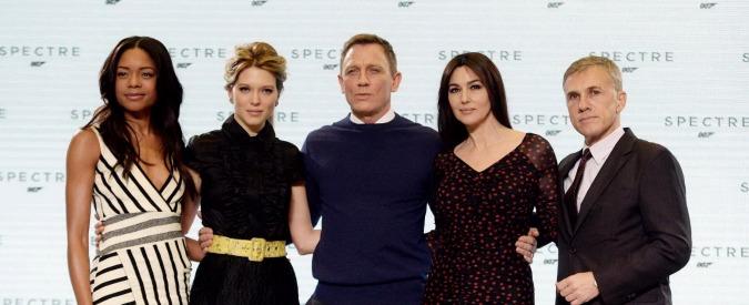 Spectre, James Bond torna in azione. Monica Bellucci bond girl