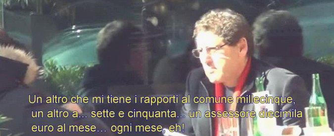 """Mafia capitale, alla cena del Pd c'era anche Buzzi, l'uomo tra coop e """"cupola"""""""