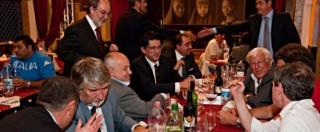 """Mafia Roma, Buzzi: """"Più rom a Castel Romano dopo famosa cena de Alemanno"""""""