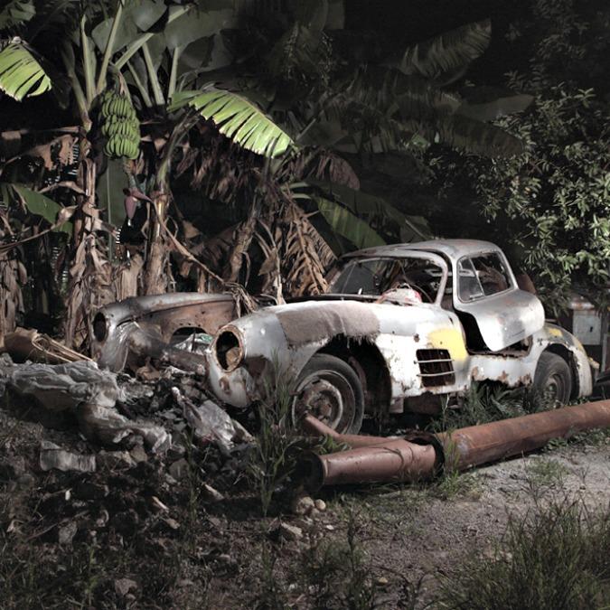L'SL fra le palme, l'Isetta funzionante. Un fotografo in cerca dei 'tesori' di Cuba