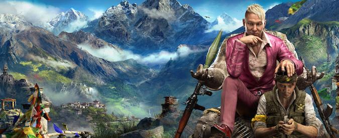 Far Cry 4: il nuovo sparatutto di Ubisoft fra le nevi dell'Himalaya