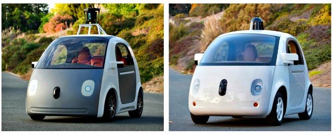 Google Car, l'auto che guida da sola è pronta per i primi test su strada