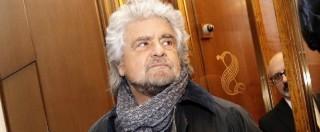 """Mafia Capitale, Grillo: """"Hanno paura del M5S e non del Partito democratico"""""""