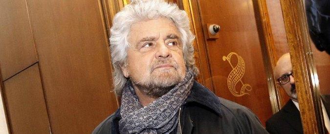 """Quirinale, Grillo: """"Napolitano ha gravi responsabilità. Si è allungato la carriera"""""""