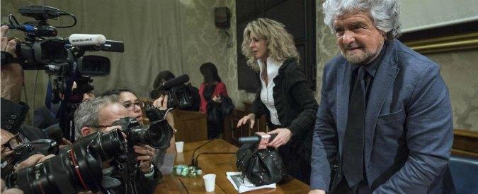 """Grillo: """"Ecco lista donatori M5s. Quando Renzi rendiconterà cena con Buzzi?"""""""