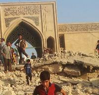 10 GIUGNO – I miliziani dello Stati Islamico entrano a Mosul e il 25 luglio distruggono la moschea del profeta Giona di Mosul
