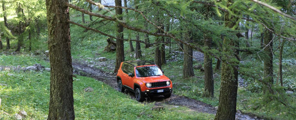 Jeep Renegade Trailhawk 10