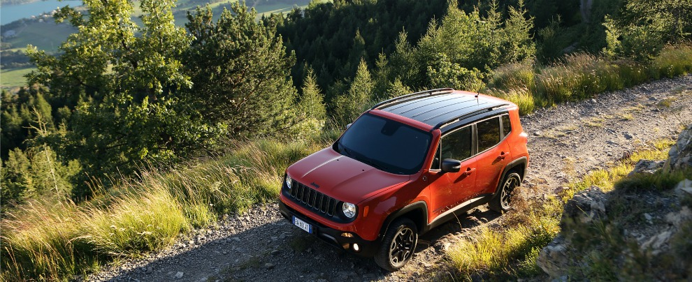 Jeep Renegade Trailhawk 11