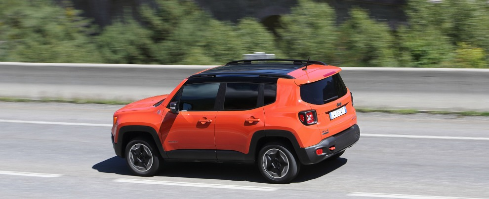 Jeep Renegade Trailhawk 12