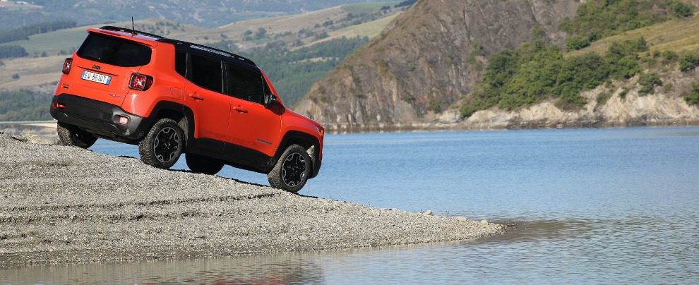 Jeep Renegade Trailhawk 13