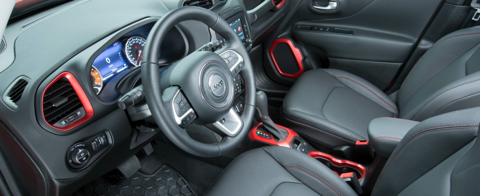 Jeep Renegade Trailhawk 14