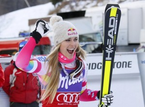 Sci Coppa del Mondo: Paris secondo in Super G, Vonn vince in Val D'Isere