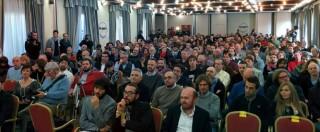 """M5s, all'open day di Pizzarotti attivisti e parlamentari """"critici"""": """"Ripartiamo"""""""
